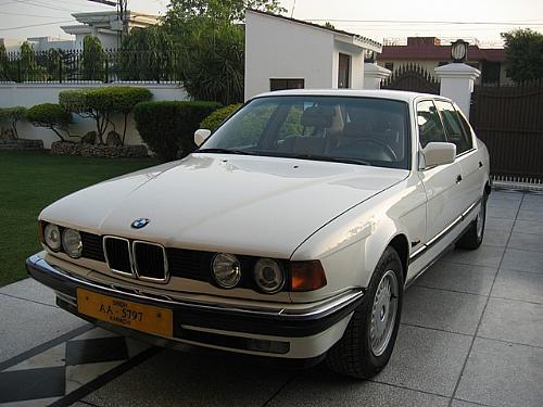 BMW 7 Series 1990