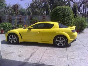 Mazda RX8 - 2005