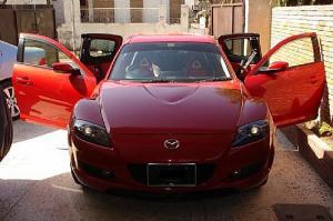 Mazda RX 8 - 2004