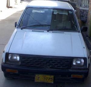 Daihatsu Charade - 1984