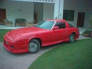 Mazda Rx 7 - 1981