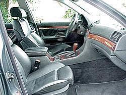 BMW 7 Series - 2001