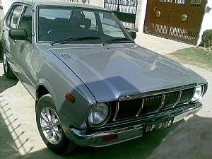 Toyota Corolla - 1976