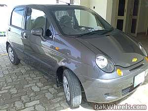 Chevrolet Joy - 2009