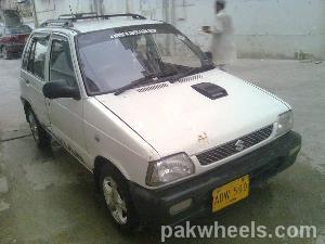 Suzuki Mehran - 1999