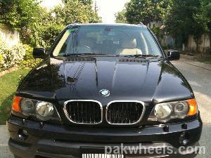BMW X5 Series - 2001