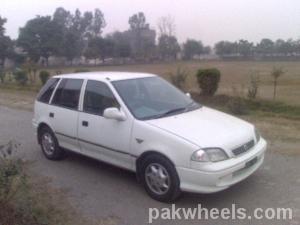 Suzuki Cultus - 2002