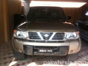 Nissan Patrol - 1998