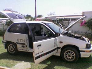 Daihatsu Charade - 1995