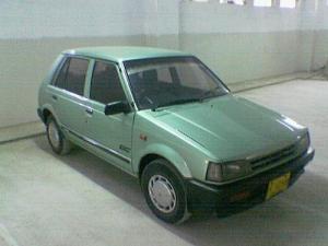 Daihatsu Charade - 1985