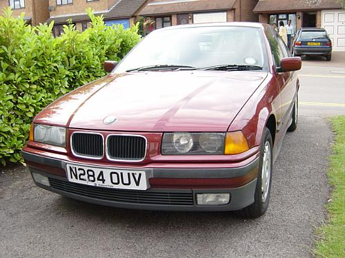 BMW 3 Series - 1996 .... Image-1