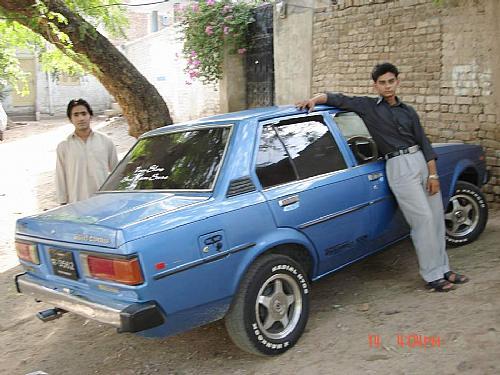 Toyota Corolla - 1980 i m slow but i m sure Image-1