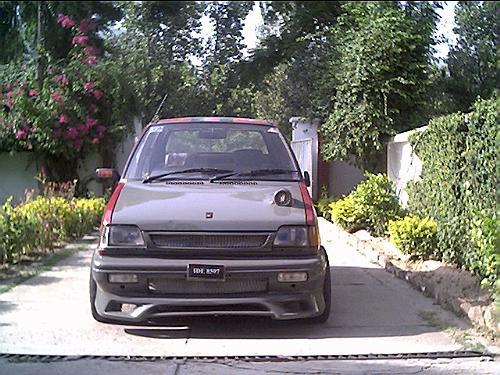 Suzuki Mehran - 1992 Baby Ferrari Image-2