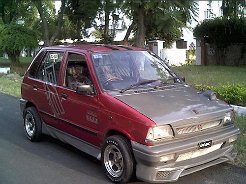 Suzuki Mehran - 1992 Baby Ferrari Image-3