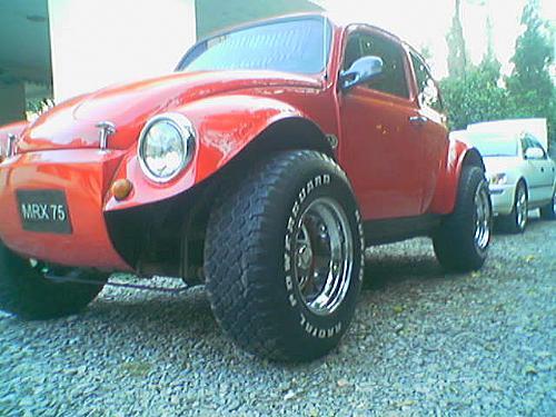 Volkswagen Beetle - 1966 Monster Bug Image-3