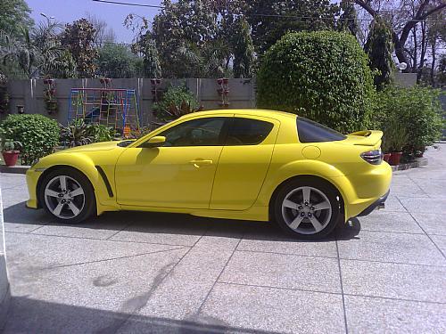 Mazda RX8 - 2005 no nick name Image-1