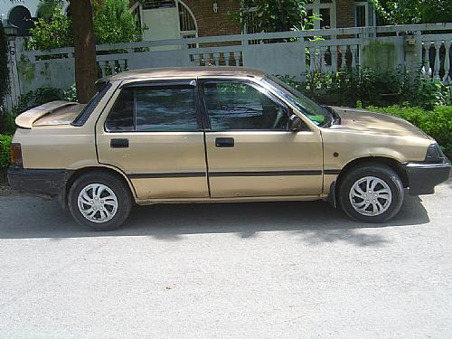 Honda civic 1984 of amirsarwar member ride 6709 pakwheels for 1984 honda civic