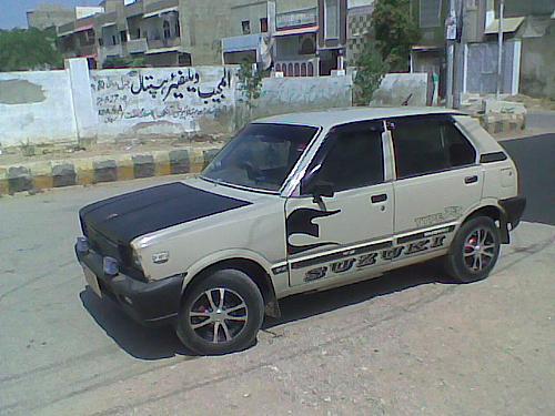 Suzuki FX - 1987 SuperFX Image-1