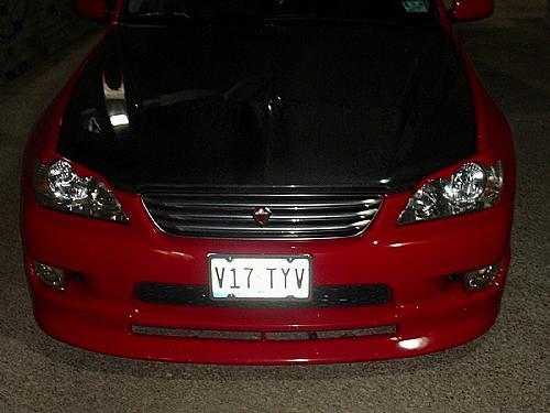 Lexus Is Series - 2003 lamra Image-1