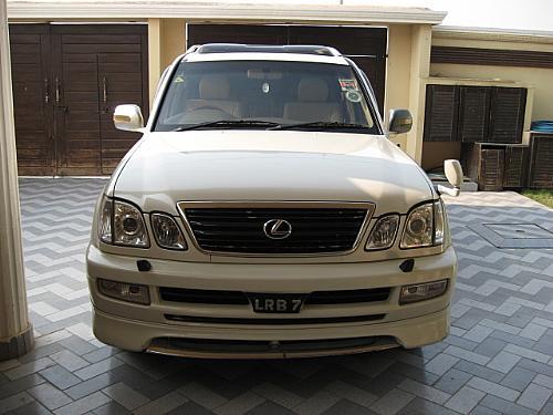 Toyota Land Cruiser 2002 Of Aadilrazzaq Member Ride 8246