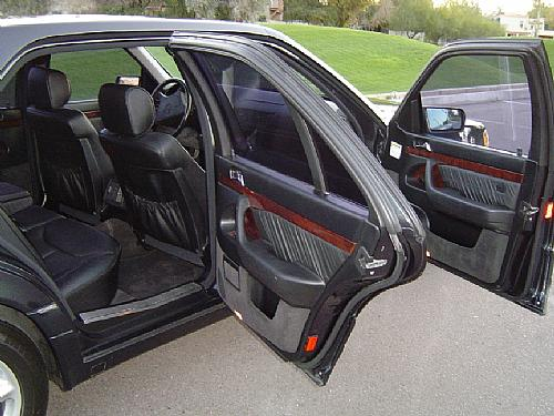 Mercedes Benz S Class - 1999 TANK Image-8