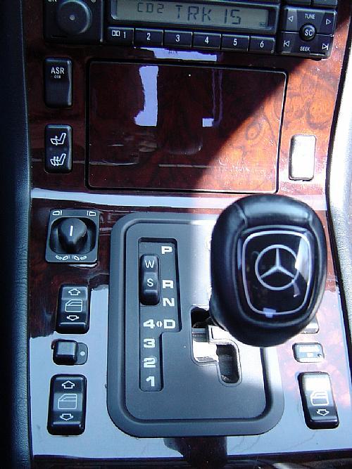 Mercedes Benz S Class - 1999 TANK Image-10
