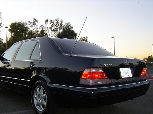 Mercedes Benz S Class - 1999 TANK Image-17