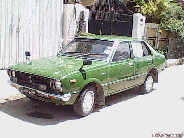 Toyota Corolla - 1976 76 corolla Image-1