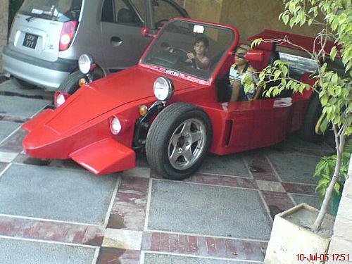 Volkswagen Beetle - 1967 formula 1(Replica) Image-1