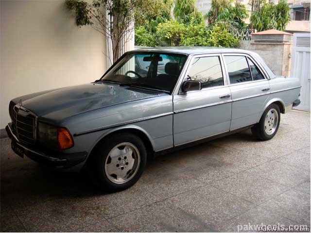 Mercedes Benz E Class - 1982 Emran Xahyd Image-2
