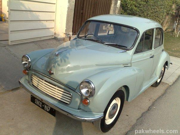 Classic Cars Other - 1967 Morris Minor Image-1