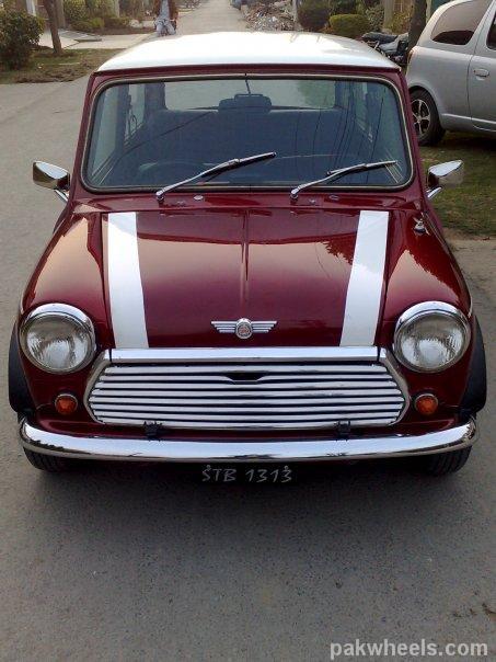 MINI Other - 1982 Rover Mini Cooper Image-1