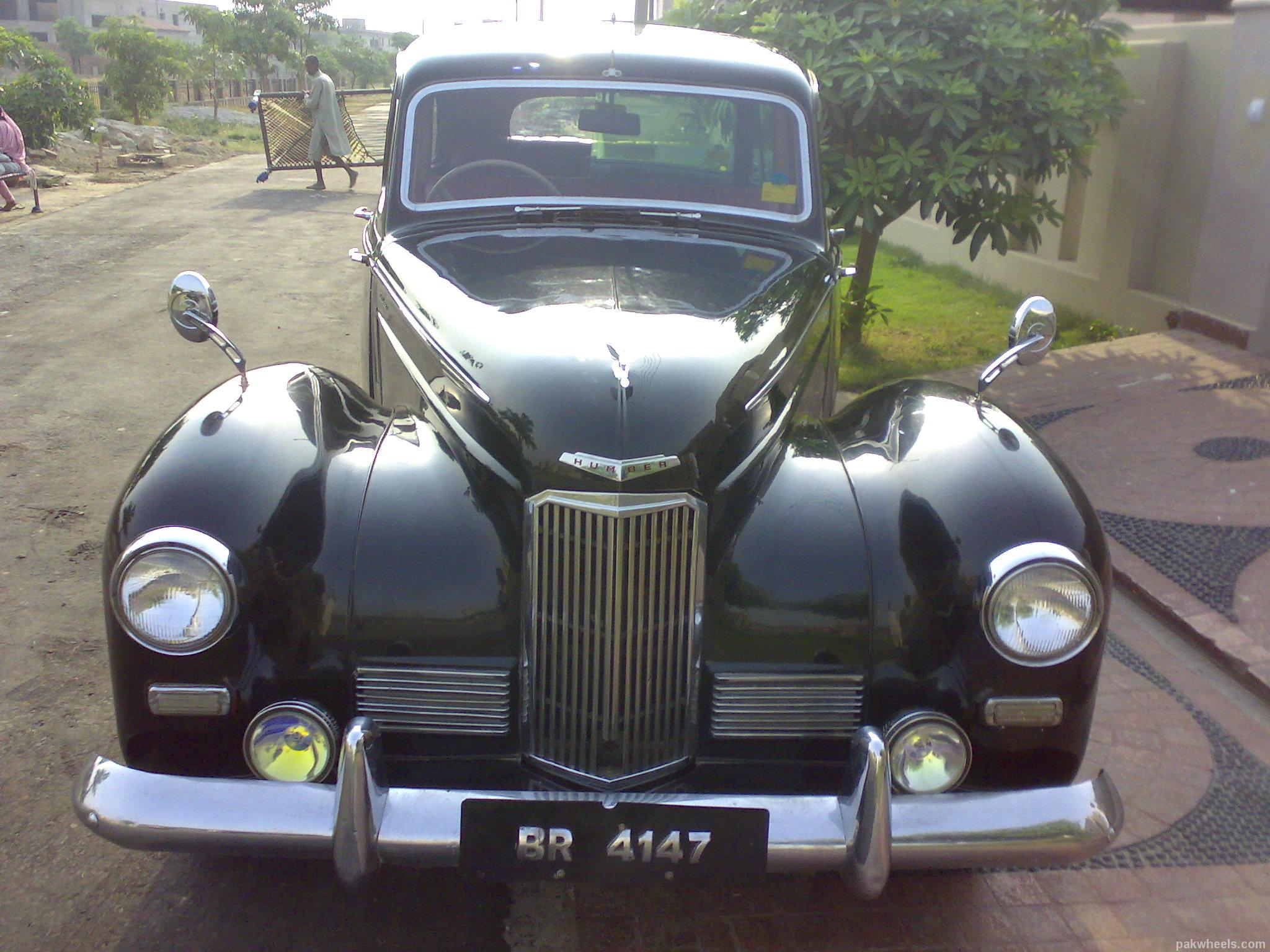 Others Other - 1949 Humber Pullman Image-1