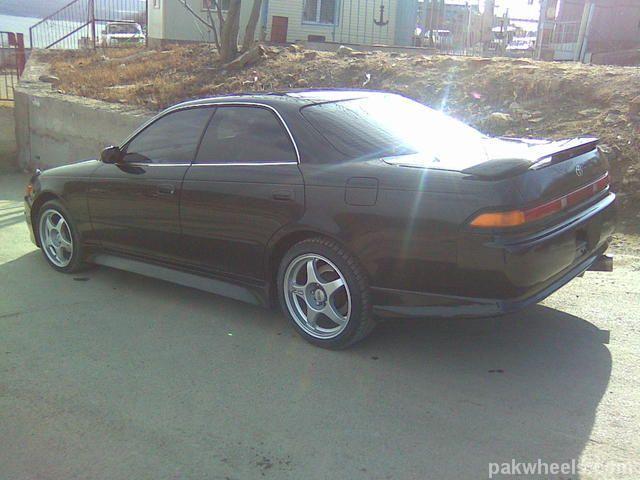 Toyota Mark II - 1994 MARKY Image-2