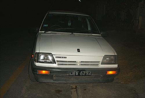 Suzuki Swift - 1987 sherry Image-1