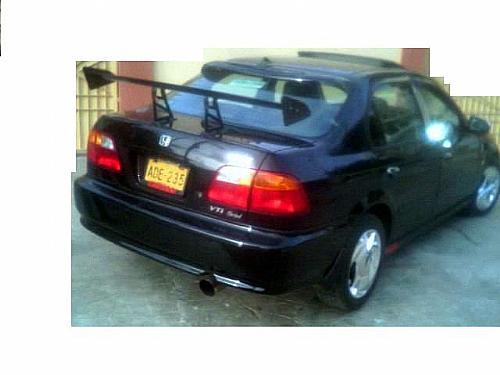 Honda Civic - 2001 ganda bacha Image-1