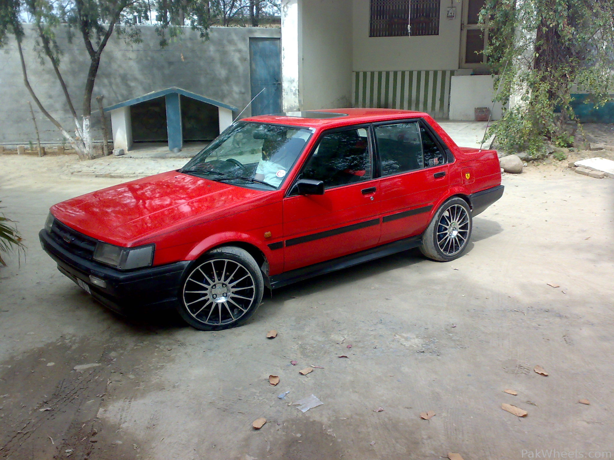 used toyota corolla 1986 car for sale in islamabad 103271 pakwheels. Black Bedroom Furniture Sets. Home Design Ideas