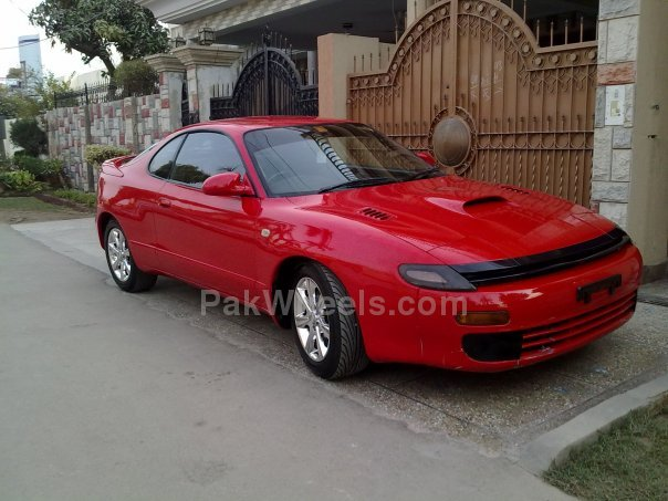 Toyota Celica 1992 Image-4