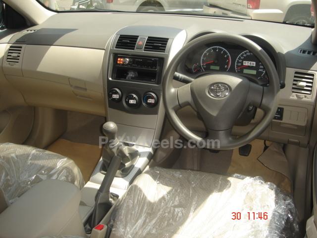 Toyota Corolla 2010 Image-6