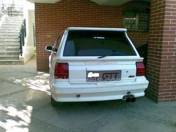 Toyota Starlet 84 For Sale In Karachi: Toyota Starlet 1990 For Sale In Karachi