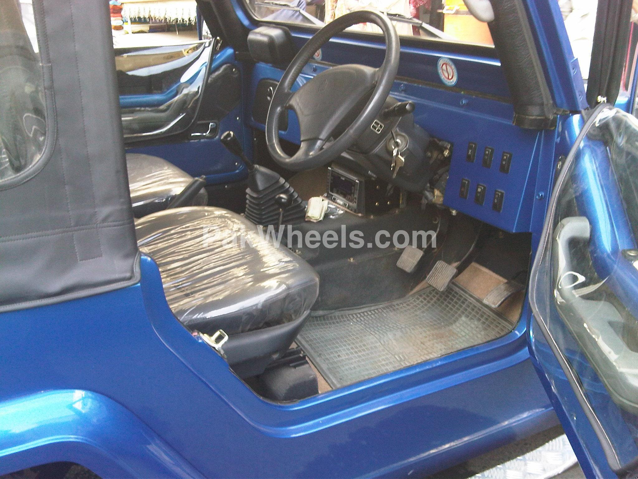 Jeep CJ-5 2010 Image-4