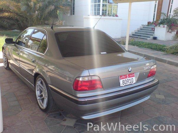 BMW 7 Series - 2000 Bad Boy Image-1