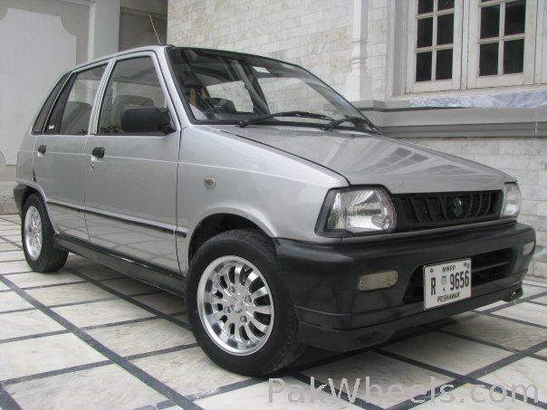 Suzuki Mehran - 2006 OmZi Image-1