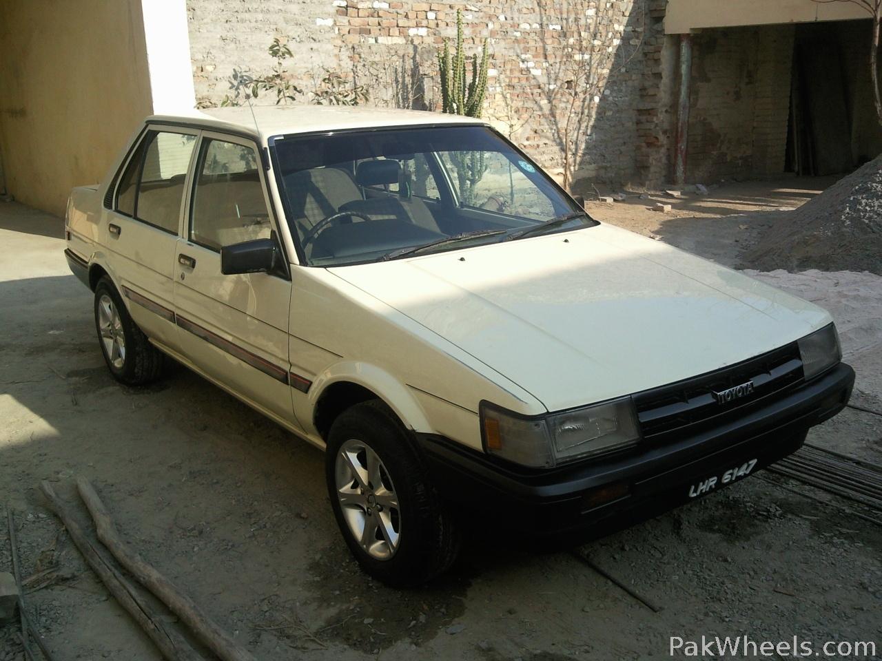 Toyota Corolla - 1987 rocky Image-6