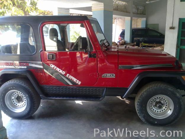 Jeep for sale in rawalpindi olx