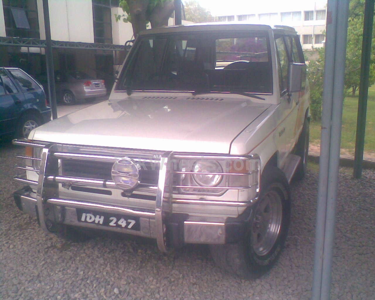 Mitsubishi Pajero - 1983 3 Door Image-1