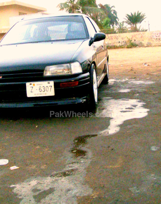 Daihatsu Charade - 1991 GT-B16 Image-1