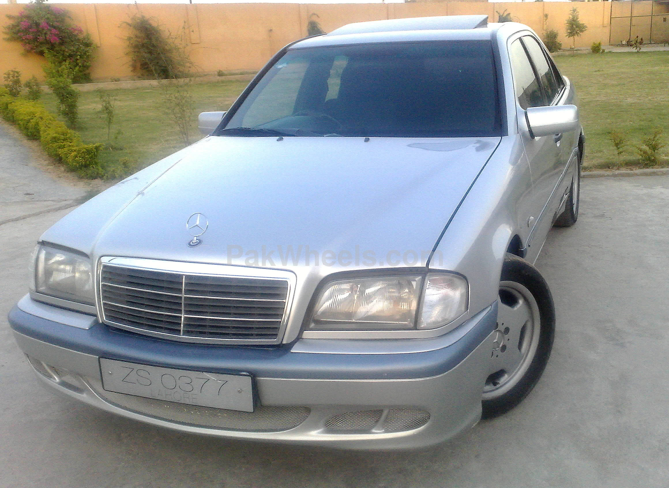 Mercedes benz c class 1998 of sagistranger member ride for Mercedes benz membership