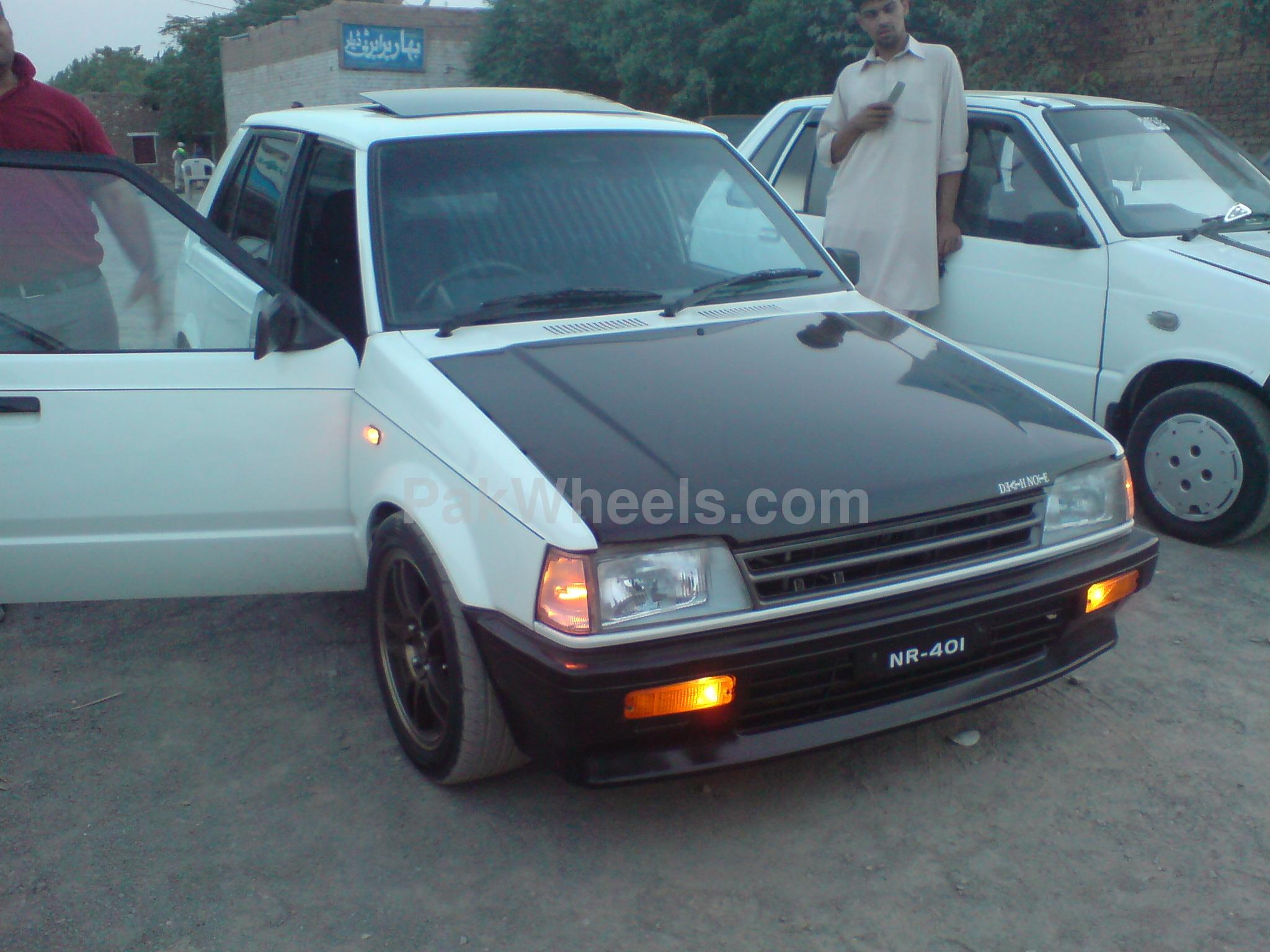 Daihatsu Charade 1985 of haseeb800 - Member Ride 13513 ...