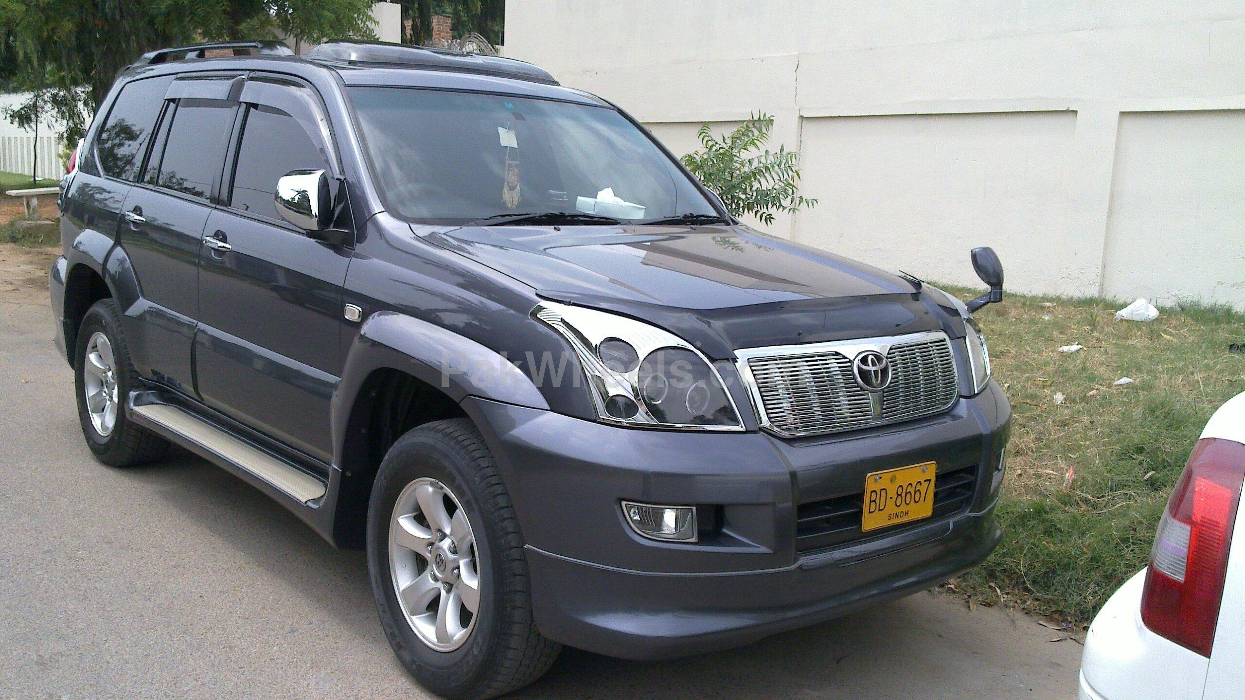 Kekurangan Toyota Land Cruiser 2005 Murah Berkualitas